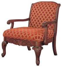 Upholstered Accent Chair Elegant Upholstered Accent Chair With Bentley Club Chair Armchairs
