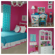 girls tween room ideas gold turquoise and pink bedroom 2017