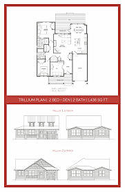 Flor Plans All Floor Plans U2014 Creekside Mills At Cultus Lake