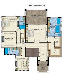 awesome floor plan with master plan 86039bw master modern house plan with outdoor living room