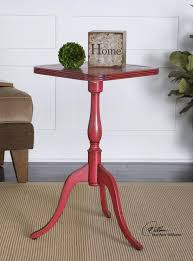 uttermost accent tables brilliant red accent table uttermost valent red accent table xxnx