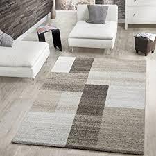 tappeto soggiorno tappeto moderno a pelo corto per il soggiorno motivo squadrato