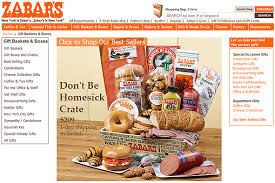best online food gifts zabars gourmet food gift baskets online nancy s guide to