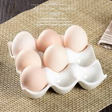 ceramic egg tray 12 popular ceramic egg tray buy cheap ceramic egg tray lots from