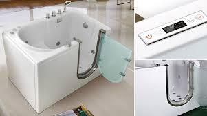 vasche da bagno con seduta vasca idromassaggio a semicupio per l igiene autonoma di anziani