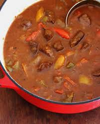 beef and pepper stew the daring gourmet