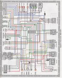 11x17 color wiring diagram for bmw k1200rs 1996 1997 1998 us spec