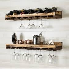 wine glass racks you u0027ll love wayfair