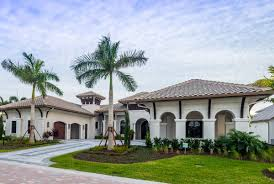 Florida Mediterranean Style Homes Talis Park Homes Gallery