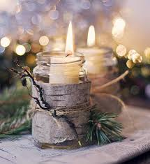 jar candle ideas jar christmas centerpiece 16 modern easy diy ideas