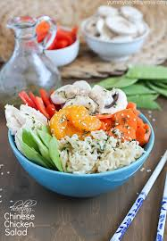 Main Dish Salad - 20 delicious main dish salad recipes for summer onecreativemommy com