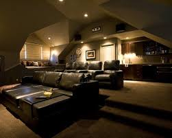 Basement Media Room 201 Best Movie Rooms Basements U0026 Hangout Rooms Images On Pinterest