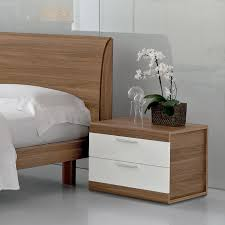 bed and side table set amazon com set of 2 nightstand mdf end tables pair bedroom table the
