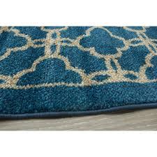 Turquoise Runner Rug Modern Turquoise Blue Runner Rugs Bombay Kukoon