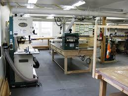 sean u0027s well equipped workshop the wood whisperer