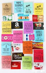 25 handmade gift ideas for teacher appreciation i heart nap time