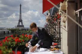 Home Of The Eifell Tower Airbnb Has Luxury Hotels Freaked Out In The City Where It Has The