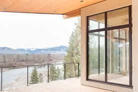 Curtain Wall House Plan Modern House Plans Designing For Windows And Doors