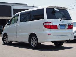 toyota dealer japan toyota alphard 2004 car from japan japanese car exporters toyota