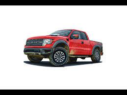 Ford Raptor Red - 2012 ford f 150 svt raptor studio front and side red 1280x960