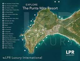 Puerto Vallarta Mexico Map by Explore Lpr Luxury The Agency In Luxury Punta Mita Real Estate