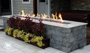 Landscape Fire Features And Fireplace Image Gallery Landscape Design Services Inc Outdoor Living