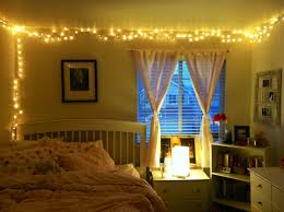 Light Up Headboard Diy Fairy Light Headboard With Where To Put Lights In Bedroom