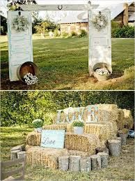 Backyard Country Wedding Ideas by Best 25 Wedding Door Decorations Ideas On Pinterest Gifts For