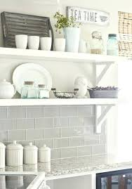 Kitchen With Subway Tile Backsplash Best 25 Gray Subway Tile Backsplash Ideas On Pinterest Grey Light