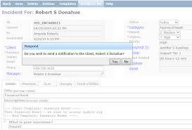Help Desk Priority Matrix Incident Management In The Vi Service Desk Vis Inc