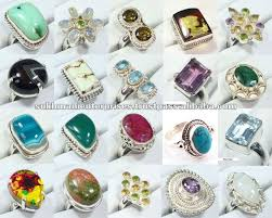 rings wholesale images Wholesale 925 sterling silver gemstone rings buy adjustable jpg