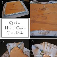 Chair Pads For Dining Room Chairs by How To Add Piping To Dining Room Chairs Confessions Of A Serial
