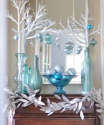 decorating ideas for christmas 35 silver and blue décor ideas for christmas and new year digsdigs