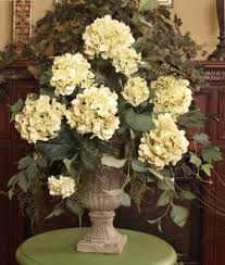 artificial floral arrangements light green hydrangeas silk flower arrangement ar114 99 silk flower
