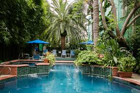 Clothing Optional Bed And Breakfast A Decadent Escape New Orleans Best Lgbt B U0026b Courtyards