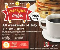 Grandys Breakfast Buffet Hours by Image Gallery Kfc Breakfast Buffet