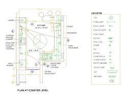 interior designer 2d autocad drawings