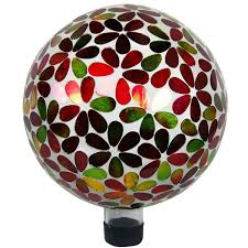 Gazing Ball And Stand Achla Designs Gazing Ball Stand Walmart Com