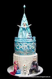 jake u0027s cakes daughter u0027s frozen 4th birthday cake