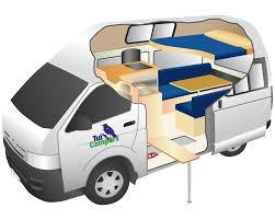 Campervan Toaster Rental Vehicles Tui Campers