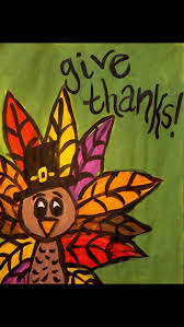 thanksgiving canvas for ccs painting projects paint