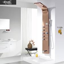 Shower Sets For Bathroom 2018 Bathroom Shower Sets Sus304 Stainless Steel Thermal