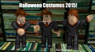 25 halloween costumes roblox 25 halloween costumes 2015 youtube