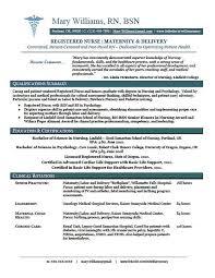 good nursing resume examples example of nursing resume resume