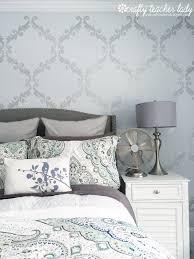 Sherwin Williams Sea Salt Bedroom by Crafty Teacher Lady Decorate