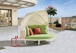 Outdoor Daybed With Canopy Polo Modern Outdoor Daybed With Canopy Babmar Com