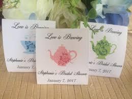 tea party favors baby shower tea party favors favor universe