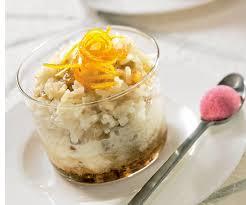 cuisiner avec du lait de coco dessert facile riz au lait de coco et zeste d orange