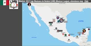 liga mx table 2017 mexico 2017 liga mexicana de béisbol lmb mexican league