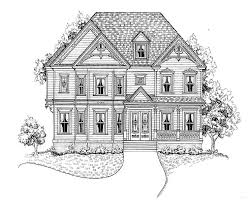 Victorian Home Floor Plan 667 Best Narrow Floor Plans Images On Pinterest House Floor